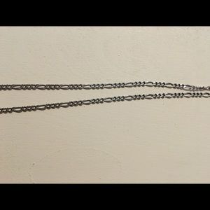 """Jewelry - Sterling silver 18"""" chain"""